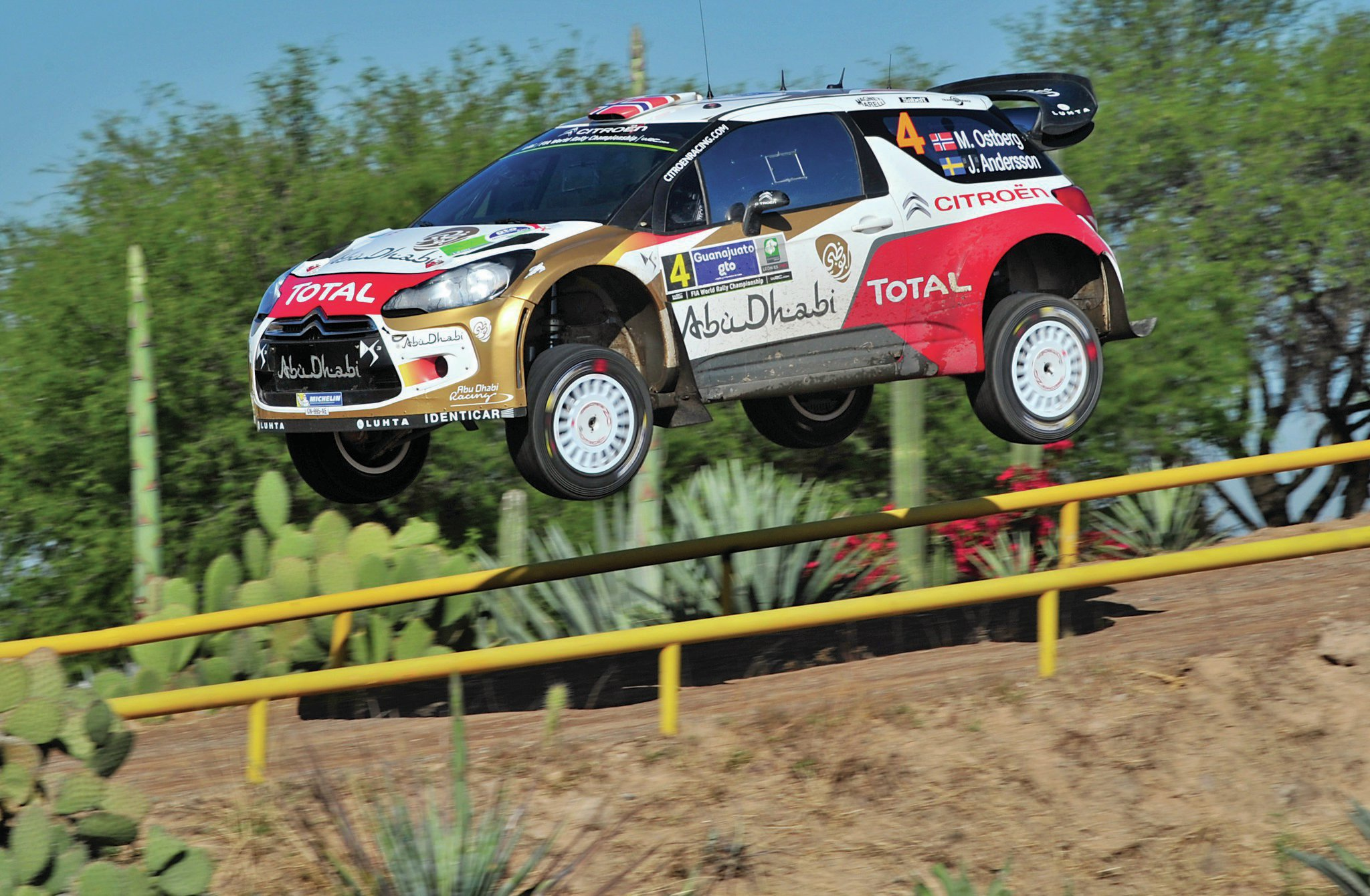 Mads Ostbergs Citroen Jumping Photo 67298585