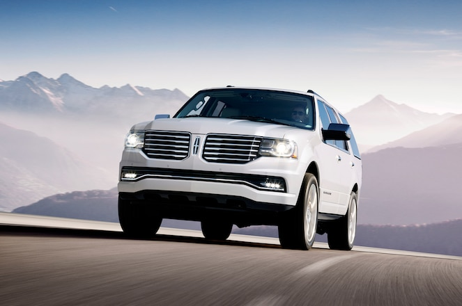 2015 Lincoln Navigator Features EcoBoost V6