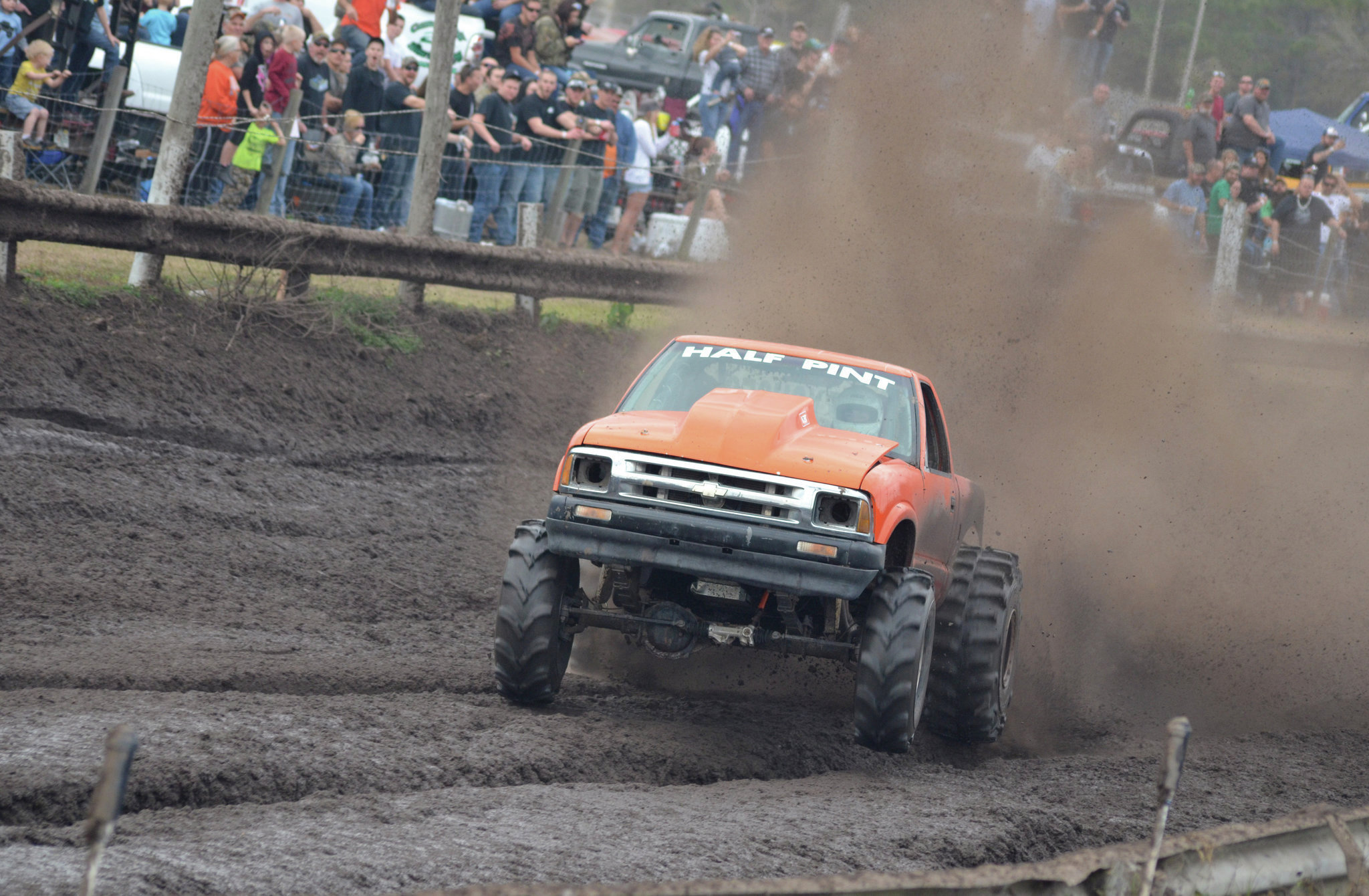 chevy s 10 mud truck