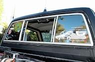 1985 Toyota SR5 4x4 Pickup back window
