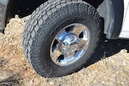 Toyo Open Country AT2 Tires  2  front three quarter