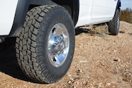 Toyo Open Country AT2 Tires  4  rear view