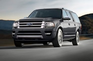 2015 Ford Expedition front side motion view