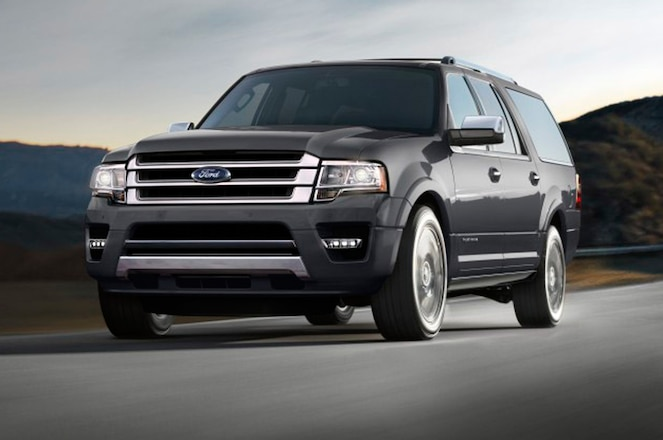 2015 Ford Expedition First Look