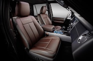 2015 Ford Expedition Platinum interior seat