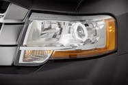 2015 Ford Expedition headlight