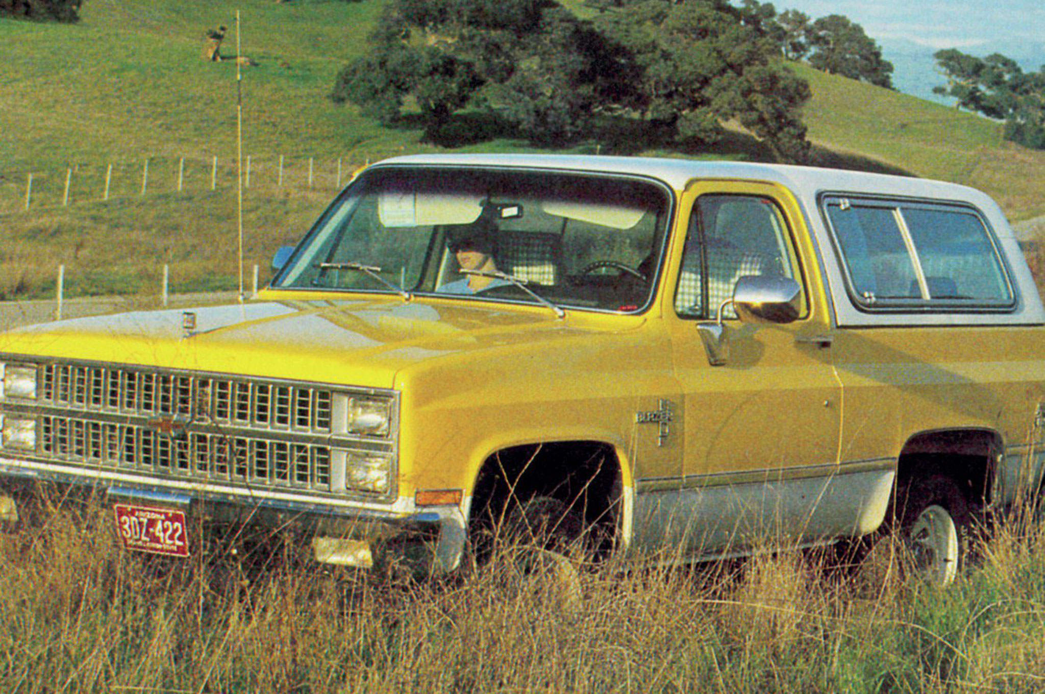 1982 Chevrolet K5 Blazer front three quarter