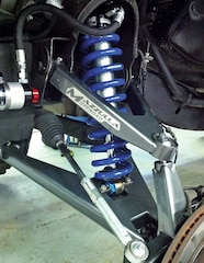 Giant Motorsports Long Travel Rear Springs