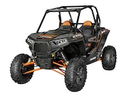 TItanium Orange Polaris RZR