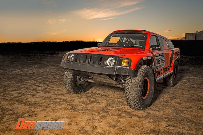 Robby Gordon Making his 11th Attempt at the Dakar Rally