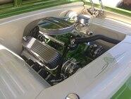 Mr Gasket Lime Crush 1966 Chevy Suburban 10 502 Big Block Chevy JPG