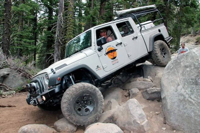 The Legendary Rubicon Trail - An American Expedition
