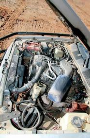 1994 Jeep Grand Cherokee 5.9 liter Mopar V 8