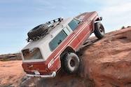 FSJ Cherokee rear three quarter