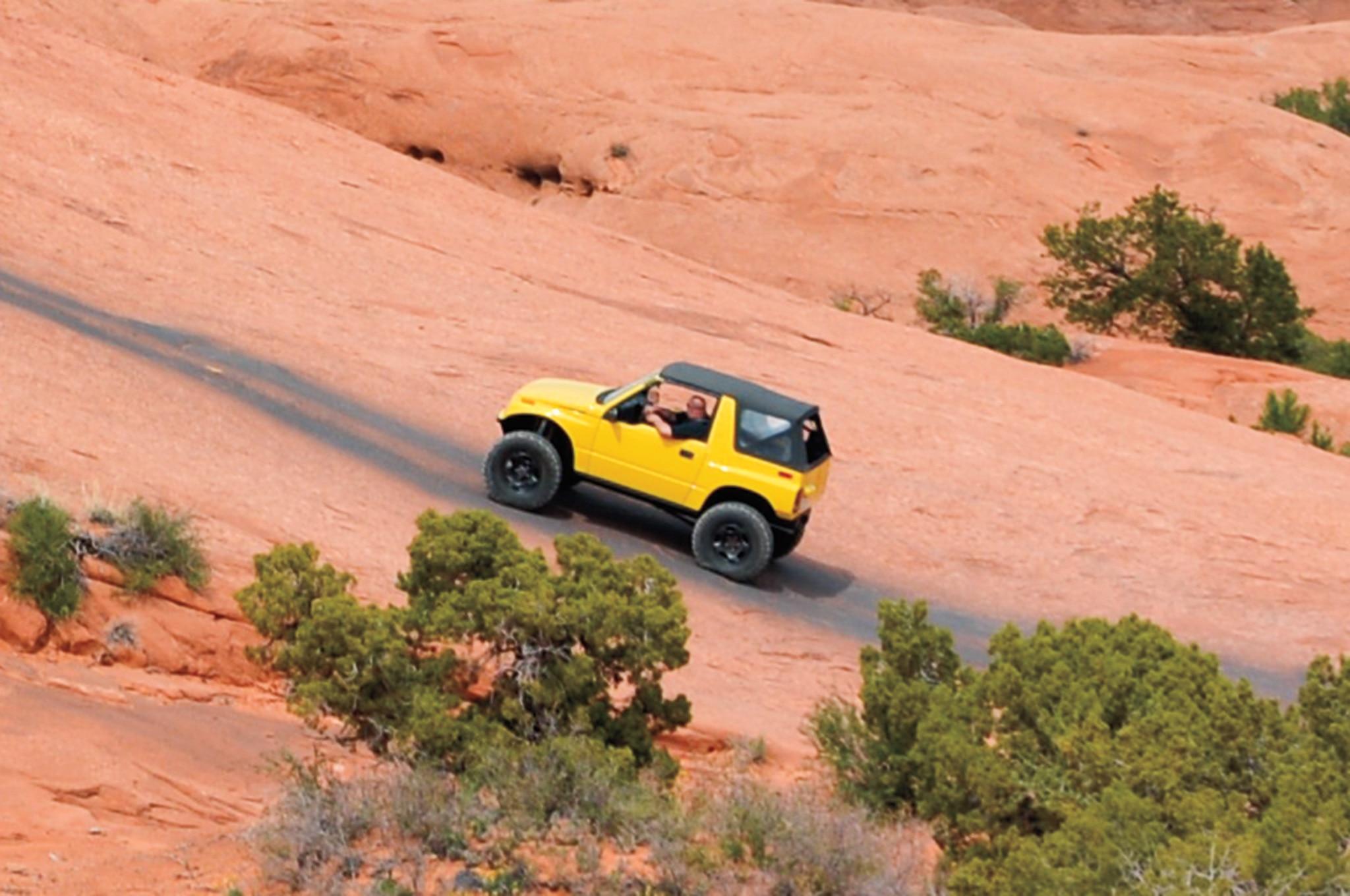 Easter Jeep Safari in Moab