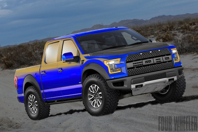 Is the 2016 Ford F-150 SVT Raptor Coming Soon?