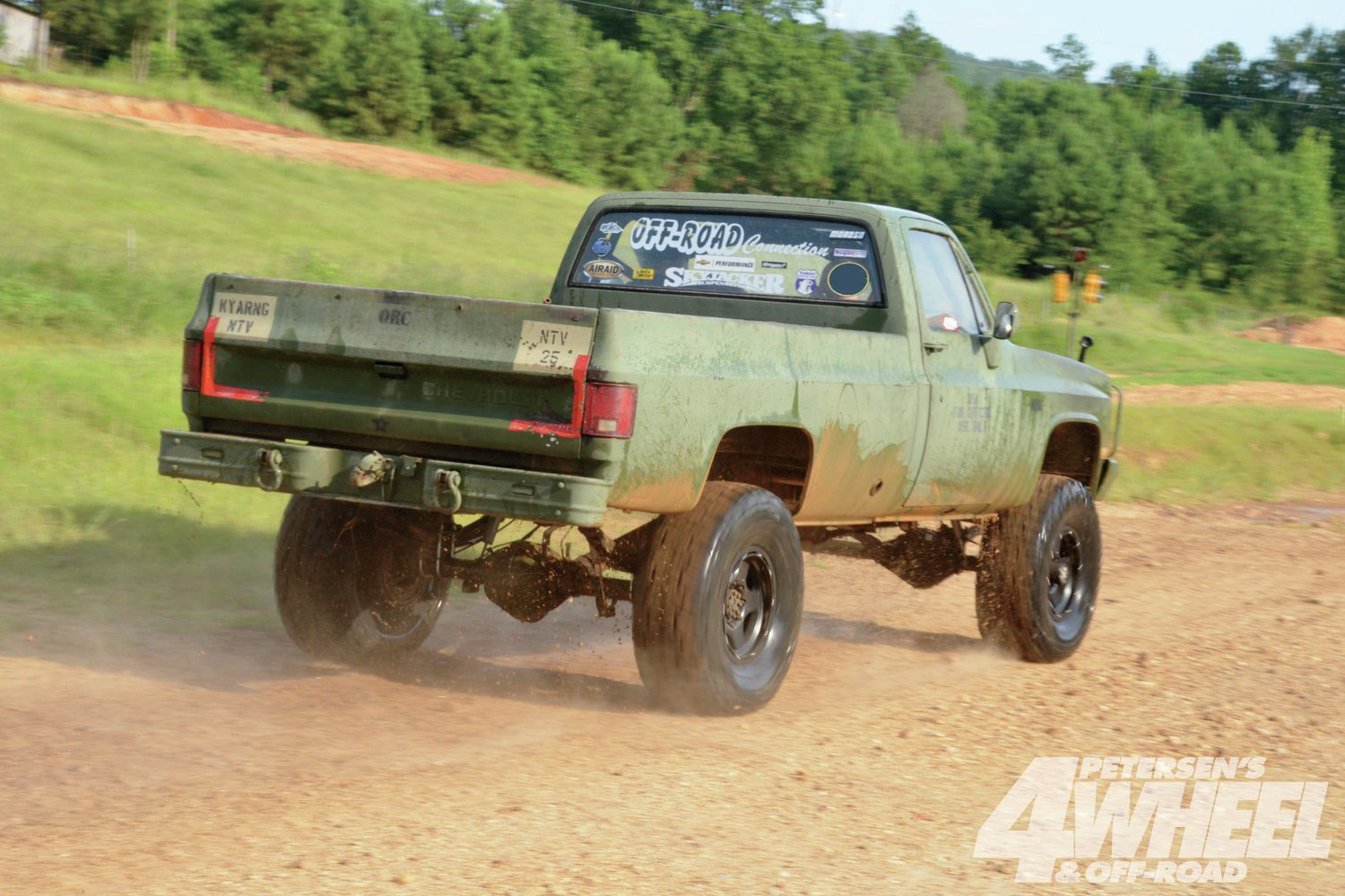 1986 Chevrolet K30 Army Truck - Part 1: Atlas & 4L85E Swap