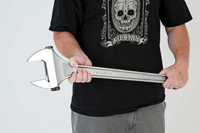 Channellock 30-Inch Adjustable Wrench