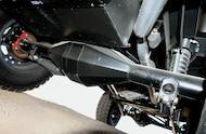 1971 Ford Bronco suspension