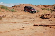 nissan xterra at robbers roost