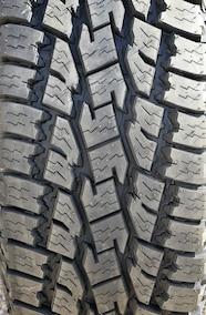 Chevrolet Colorado tires 002