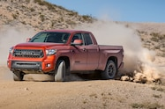 2015 Toyota Tundra TRD Pro homepage