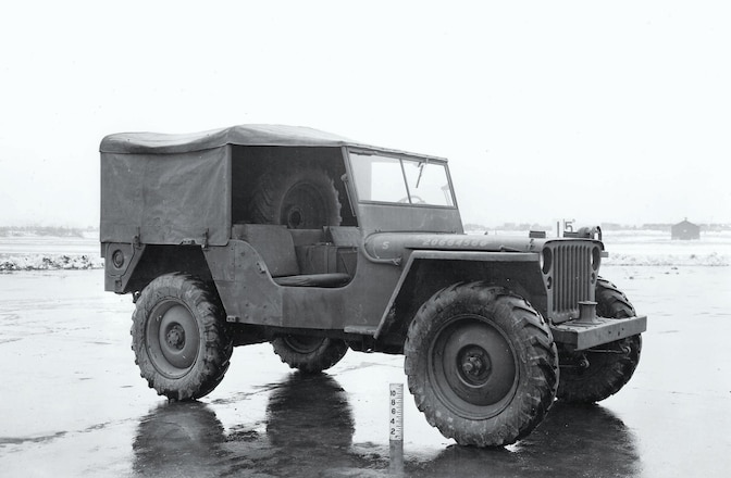 Willys-Overland MLW-2 - Jeep Encyclopedia