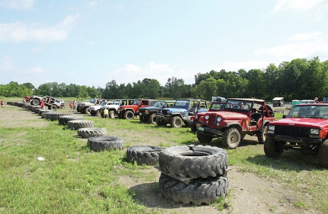 Wheeling The Mettowee Off Road Extreme Park
