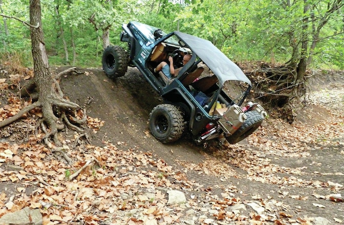 Jeep Shots - July 2014