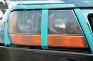 2001 Jeep Grand Cherokee WJ headlight
