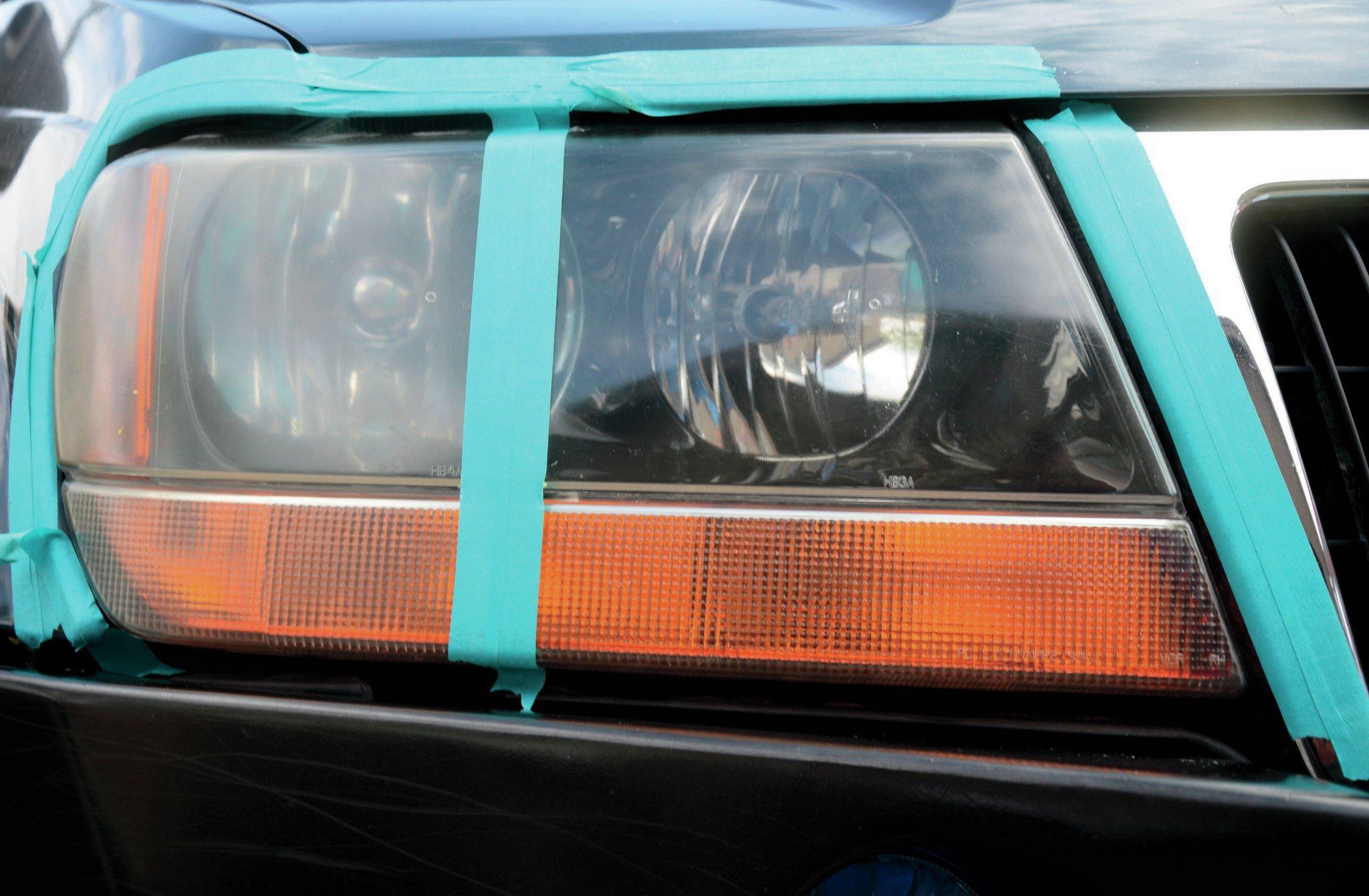 2001 Jeep Grand Cherokee WJ headlight 004