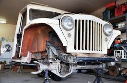 1949 2WD Willys Pickup -  Wicked Willys: Part 2