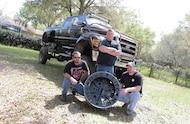 holden motorsports mega truck wheels