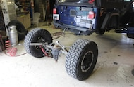 stock rear jeep axle