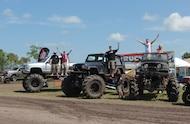 mud jeeps
