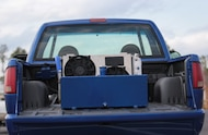 1998 chevy s10 mega truck fuel cell