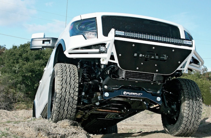 2014 Ford F-150 Superlift Suspension Install - Fordified F-150