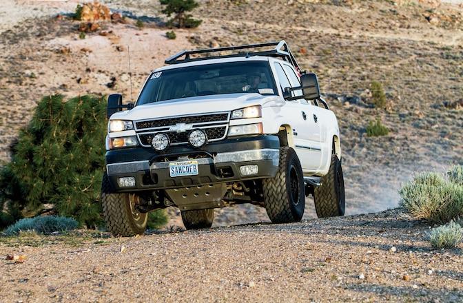Chevy LBZ Duramax Diesel Upgrades