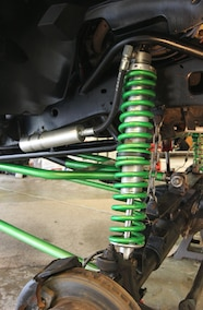 coilover shock
