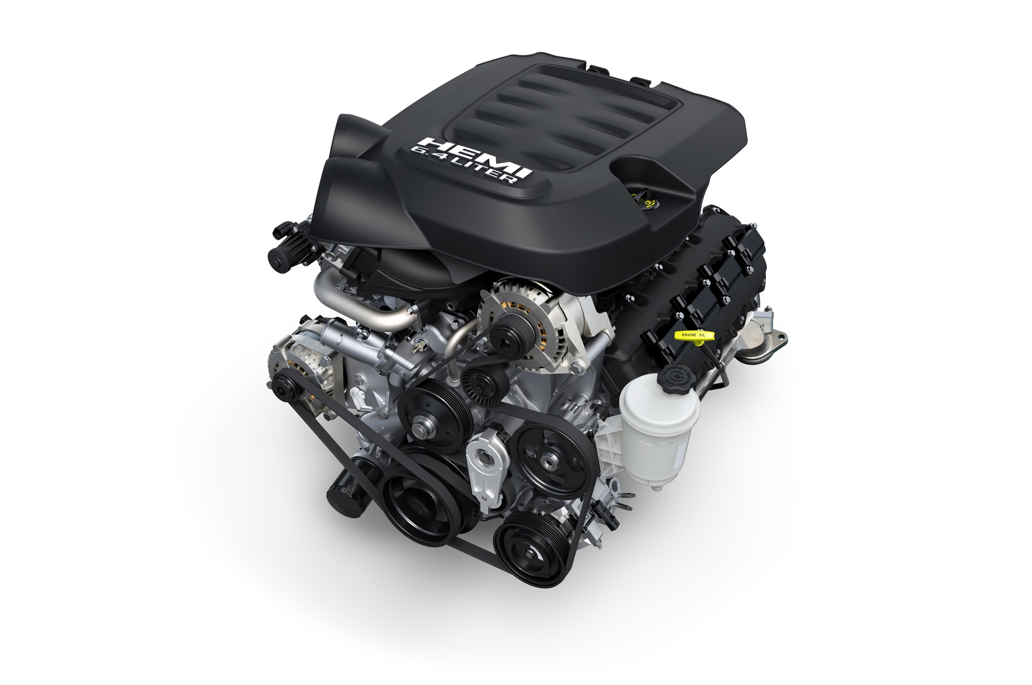 2014 Ram 2500 Power Wagon Hemi engine 02