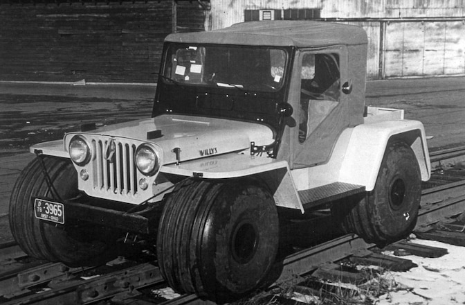 Vintage Jeep Accessories & Conversions - Old Tool