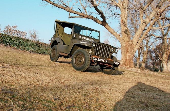 Jeep Shots - June 2014