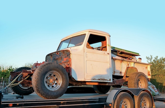 1949 2WD Willys Pickup - Wicked Willys: Part 1