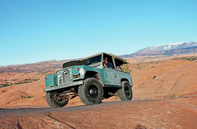 1960 Land Rover Series II - O.G. Rover