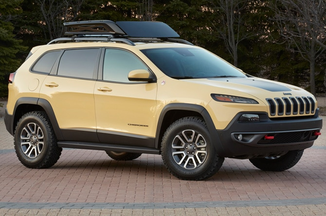Jeep Cherokee Adventurer Concept MT Homepage