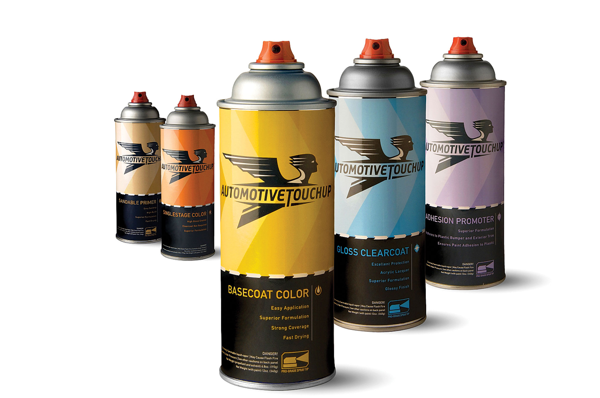 Automotive TouchUp Paints
