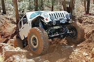 Jeep Wrangler JK Junkyard JK Axle Swap - Part 3