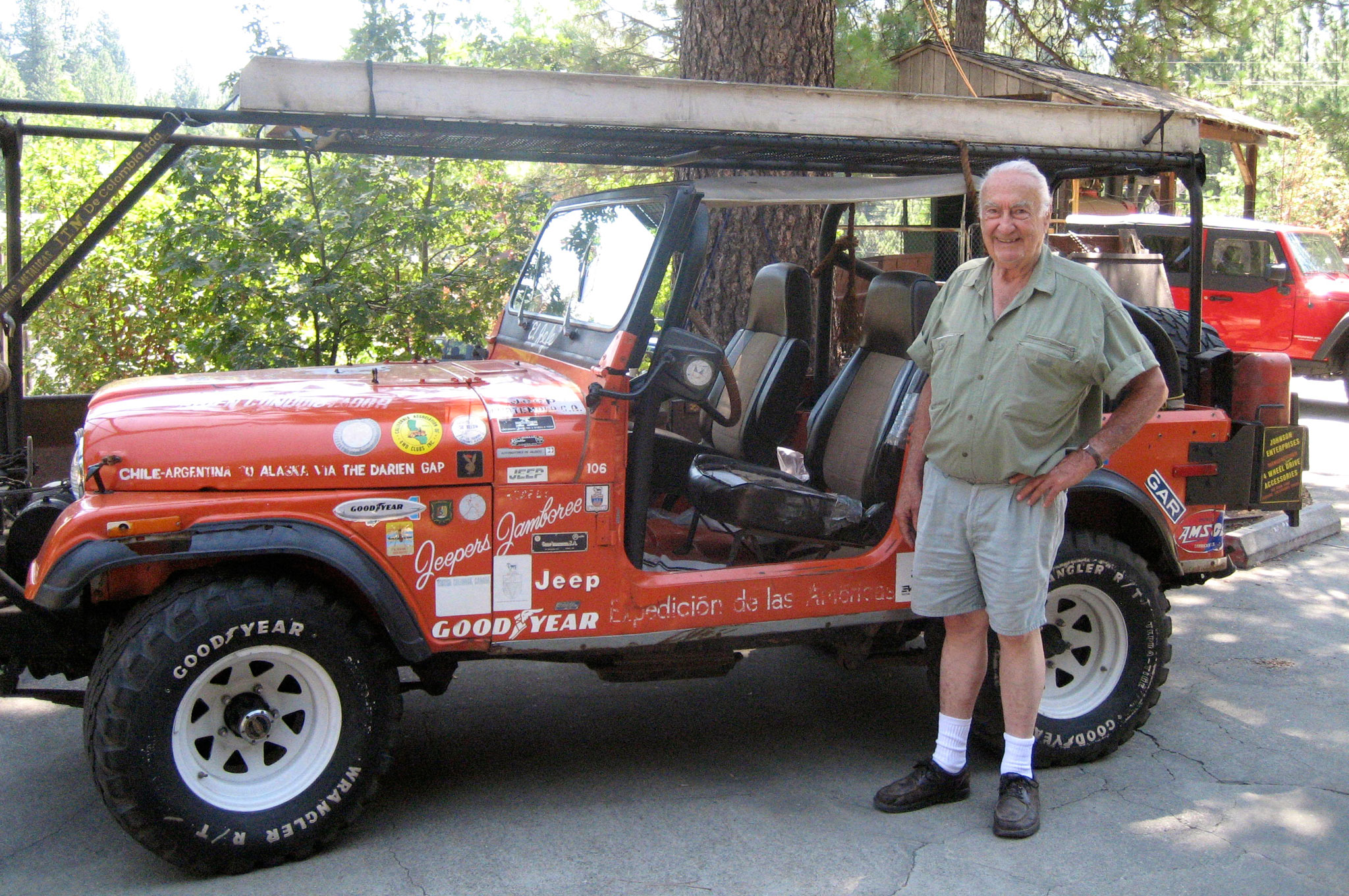 Jeep Jamboree Founder Mark A. Smith Dies at 87