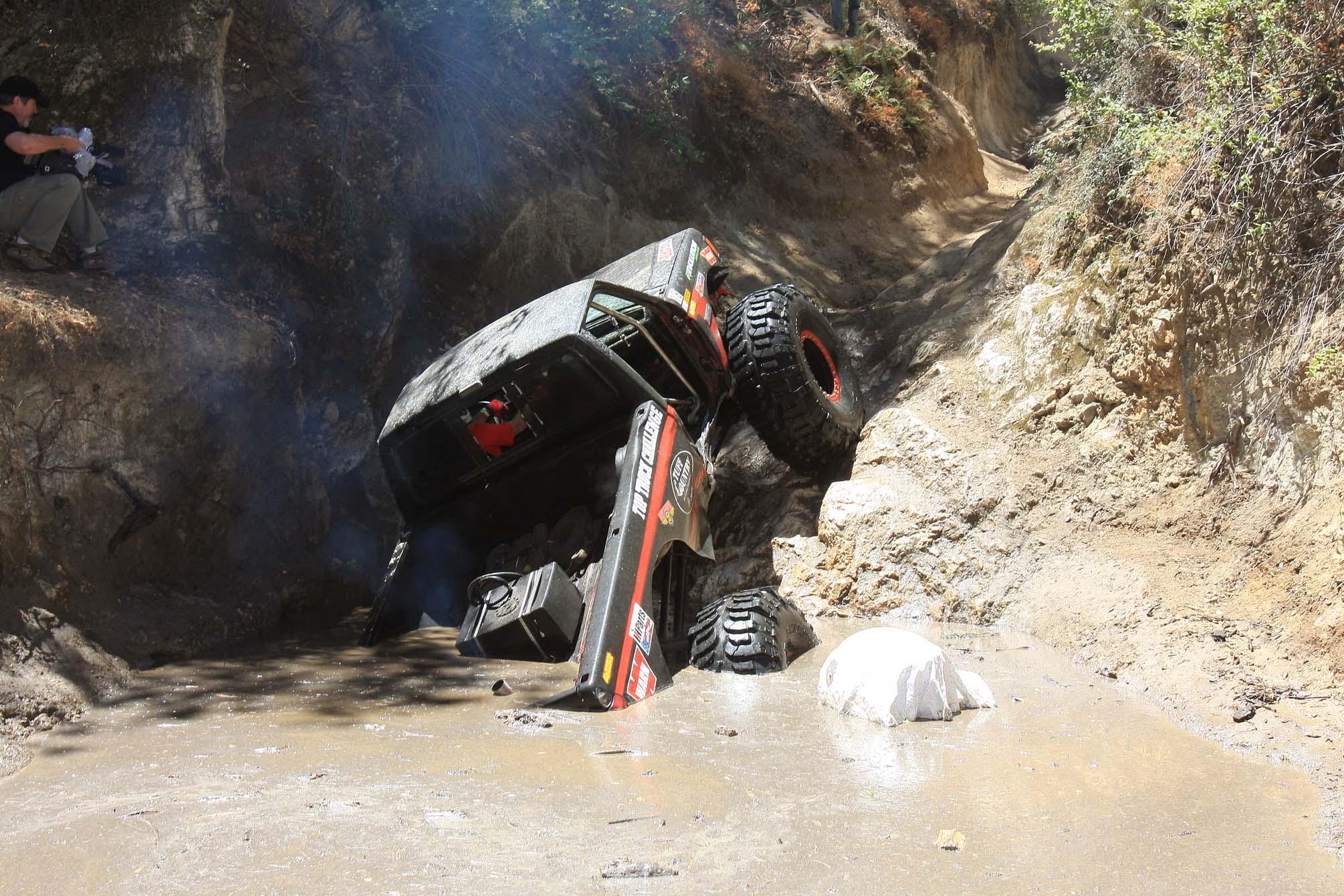 Top Truck Challenge 2014 Tank Trap  17