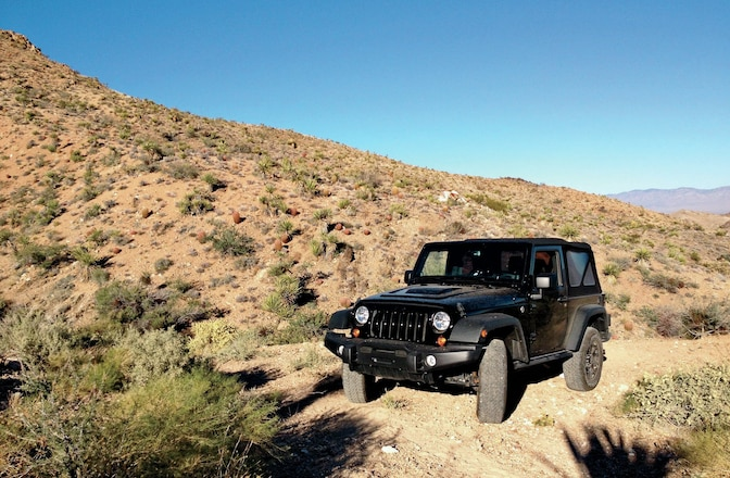 Jeep Wrangler Moab - 2013 4x4 Of The Year Winner Wrapup